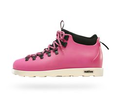 Fitzsimmons in Hollywood Pink  #fitzsimmons #nativeshoes #keepitlite