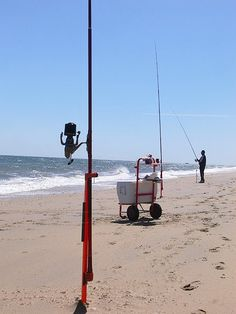 Pescar doradas en invierno desde playa