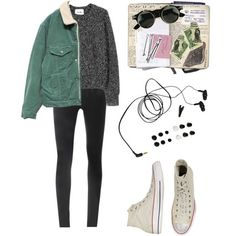 I don't get along with anybody - Polyvore