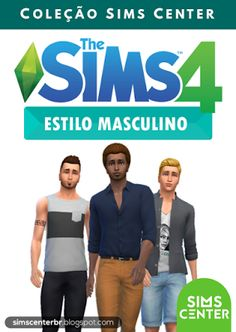 The Sims 4 Male Style - Sims Center