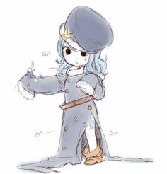 Fairy Tail, Juvia , Kawaii , Anime characters