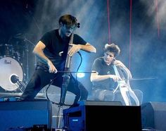 Excited to perform at Fuji Rock tomorrow!! #2cellos #music