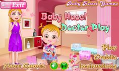 Mom have bought a doctor's play kit for her darling Hazel. Its truly a great fun to play a doctor's role with Hazel and give medical aid to her wounded teddy. https://play.google.com/store/apps/details?id=air.org.axisentertainment.BabyHazelDoctorPlay