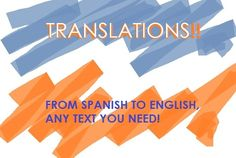 translate from spanish to english by valentinavargas