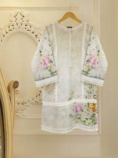 Pakistani Fashion Casual, Pakistani Suits, Designer Punjabi Suits, Ladies Dress Design, Kimono Top, Tunic Tops, Pure Products, Lady, Shirts