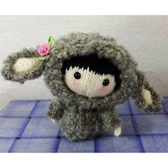 Ravelry: lbolbo11's Grey Sheep Doll