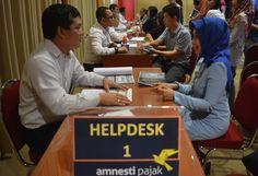Amnesti Pajak Buat Rasio Pajak 11,5 Persen | Bisnis | Arah.Com