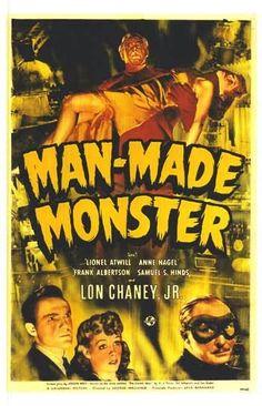 Fright Film Geek                                             : Man Made Monster (1941)