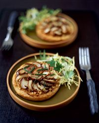 Porcini Mushroom Tartlets