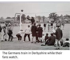 1966 World Cup, Derbyshire, Dolores Park, Travel, Viajes, Destinations, Traveling, Trips