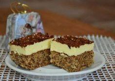 Diós pudingos csodasüti Poppy Cake, Non Plus Ultra, Hungarian Recipes, Cake Cookies, Baby Food Recipes, Food Inspiration, Oreo, Sweet Tooth, Food And Drink