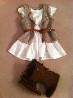Little Girl Outfits, Little Girl Fashion, Toddler Fashion, Toddler Outfits, Kids Fashion, Fashion 2016, Fashion Trends, Lila Baby, Outfits Niños