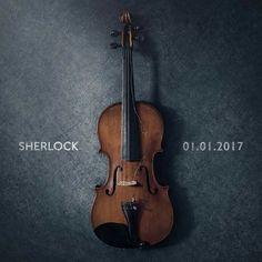 Sherlock will return in The Six Thatchers on January 1, 2017. #Sherlock