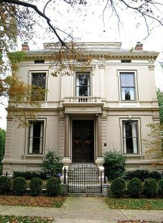DECEMBER 8: LAFAYETTE SQUARE HOLIDAY PARLOR TOUR. Image: Lafayette Square. Looking at Christmas décor is the idea of a holiday home tour—but you can sneak a peek at the kitchens, too. $15–$20. 10 a.m.–5 p.m. Begins at Park House, 2023 Lafayette, 314-772-5724, lafayettesquare.org. St. Louis Magazine, December 2013