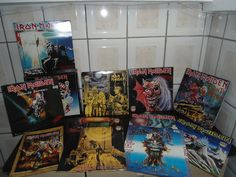 Entrevista com Maurício Cangani, colecionador do Iron Maiden ~ #CollectorsRoom ®