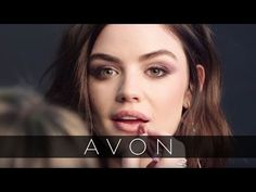 Lucy Hale News Introducing  LUCY HALE MARK. BY AVON   BE BEAUTY BRAVE #ProTip: Amp up your eye look with the NEW mark. By Avon Eye Contact Hook Up Eyeshadow Palettes in Smoke & Mirrors and Skinny Dip. Shop now: https://www.avon.com/category/mark/all?rep=cbrenda007