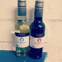 Just in! These Angove Organics are going to be a real winner we reckon. #angove #organicwine #healthkick #australianwine #wine #southaustralia #certifiedorganic #yum