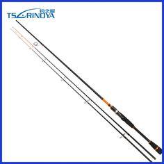 Trulinoya JOY TOGETHER 2.1m/2.4m 2 Tips(M/ML) Carbon Spinning Fishing Rod 2Secs Lure Rods Bass Pesca Stick Lota Fishing Tackle
