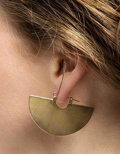 Women's jewelry modern earrings chic