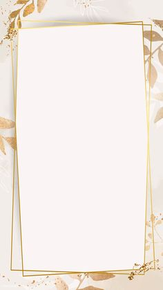 Gold Wallpaper Background, Framed Wallpaper, Pastel Background, Frame Background, Cute Wallpaper Backgrounds, Flower Backgrounds, Background Patterns, Wallpapers, Instagram Background