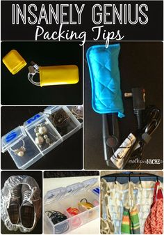 Insanely Genius Packing Tips