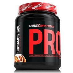 Whey Protein Powder Cinnamon Bun 2 Pound for Mass and Lean Muscle Best Tasting -- To view further for this item, visit the image link.Note:It is affiliate link to Amazon.