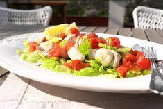 Treska s řapíkatým celerem | KITCHENETTE