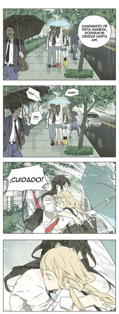 Manga Their Story Capítulo 7 Página 1