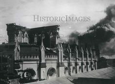 Sto Domingo WWII bombing Intramuros, Manila, World War Ii, Old Photos, 1930s, Wwii, Philippines, Theater, Architecture Design