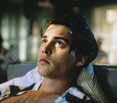 Johnny Depp Hairstyle, Young Johnny Depp, I Still Love Him, Brown Aesthetic, Character Aesthetic, Leonardo Dicaprio, Beautiful Boys, Celebrity Crush, Actors & Actresses