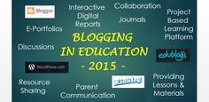 How Blogging is Being Used in the Classroom Today: Research Results — Emerging Education Technologies