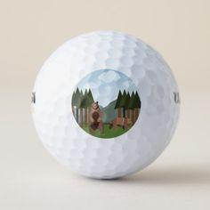 Awakening from the winter golf balls - spring gifts beautiful diy spring time new year