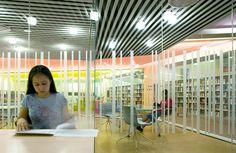 Scottsdale Civic Center Library Teen Center | Wendell Burnette Architects