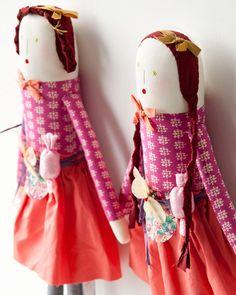 Apolline Dolls pink