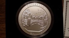 2011 P Chicksaw America the Beautiful 5 oz Silver Coin NP10 Collector Version http://magnificent-deluxe-review.buy2day.info/buy/01/?query=171913855555 …