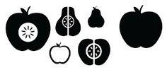 KLDezign les SVG: Pommes