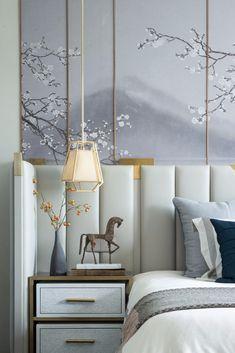 Luxury Mountain Decor of Bedroom