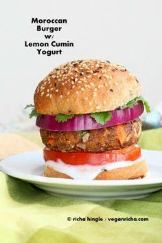 Eat and Greet : Delish Recipes from the Blog Vegan Richa. Veg on!