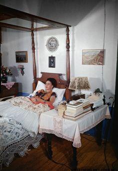 Frida Kahlo by Gisèle Freund, 1950 1952