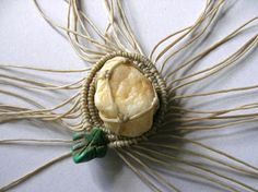 ecocrafta: Macrame wrapping : Spiral wrapping