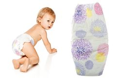 The Honest Company Blooms Diaper!  100% non-toxic, chlorine-free, sustainable, and plant-based materials – ensuring your baby is safe and NOT exposed to any harsh or synthetic chemicals (ever!)