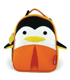 Skip Hop Zoo Lunchie Insulated Lunch Bag, Penguin by Skip Hop, http://www.amazon.com/dp/B00393C04E/ref=cm_sw_r_pi_dp_wZvRrb1B7FMY4