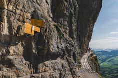 Aescher, Switzerland | shutthefstop Switzerland, Explore, Nature, Travel, Naturaleza, Viajes, Destinations, Traveling, Trips