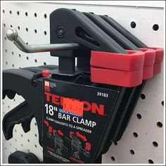Tekton Bar Clamp Single Prong Display Hook – Fixtures Close Up Retail Fixtures, Store Fixtures, Compare And Contrast, Clamp, Display, Bar, Floor Space, Billboard