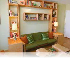Danish Modern Living Room