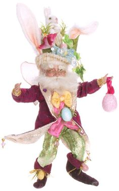 Easter Bunny Fairy by Mark Roberts - part of the 2012 Limited Edition Collection available at Panache. Old World Christmas Ornaments, Christmas Fairy, Christmas Store, Christmas Decorations, Christmas Ideas, Mark Roberts Elves, Mark Roberts Fairies, Canterbury Gardens, Elves And Fairies