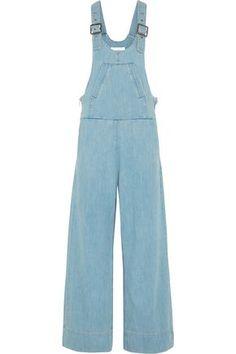 CHLOÉ Denim overalls
