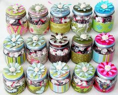 40 Candy Jars Ideas Candy Jars Jar Jar Crafts