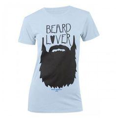 Yes. I am a beard lover.