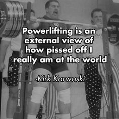 Powerlifting Motivation Quotes. QuotesGram by @quotesgram